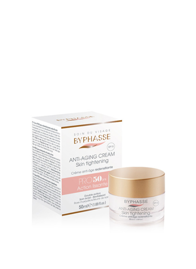 BYPHASSE ANTI-AGING CREAM  PRO50 SKIN TIGHTENING 5...