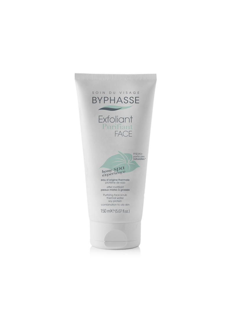 BYPHASSE HOME  SPA EXPERIENCE PURIFYING FACE SCRUB...