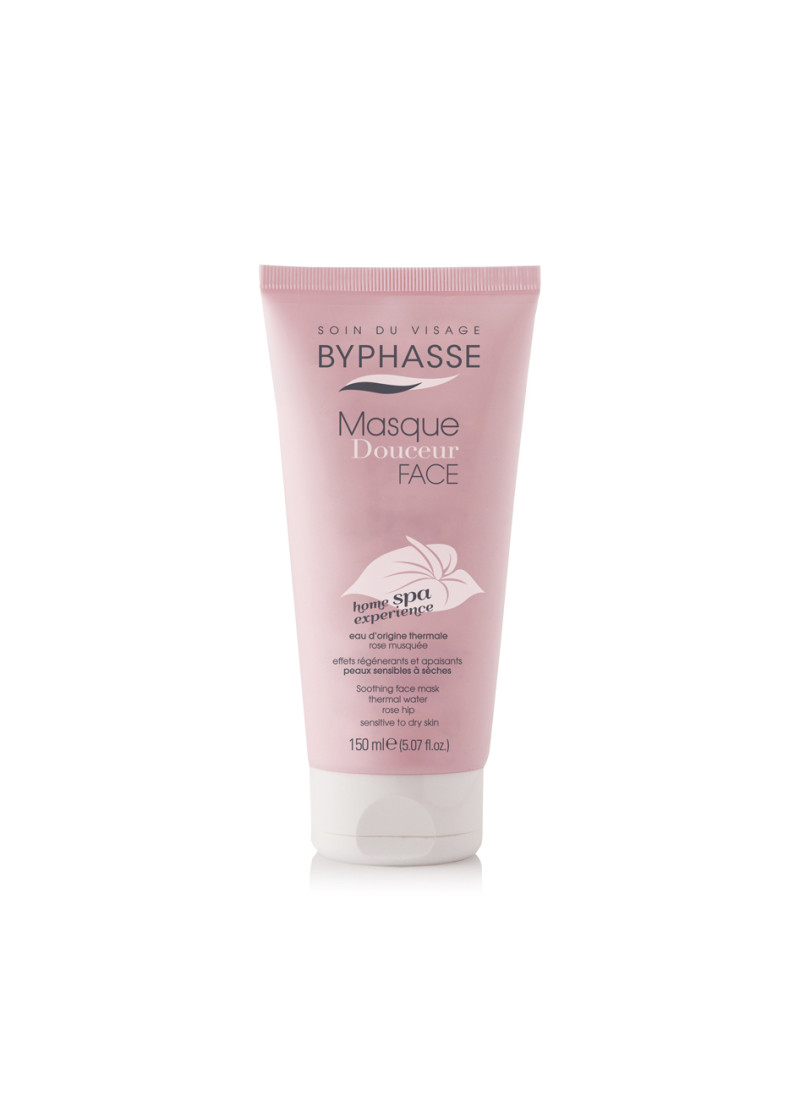 BYPHASSE HOME  SPA EXPERIENCE SOOTHING FACE MASK S...