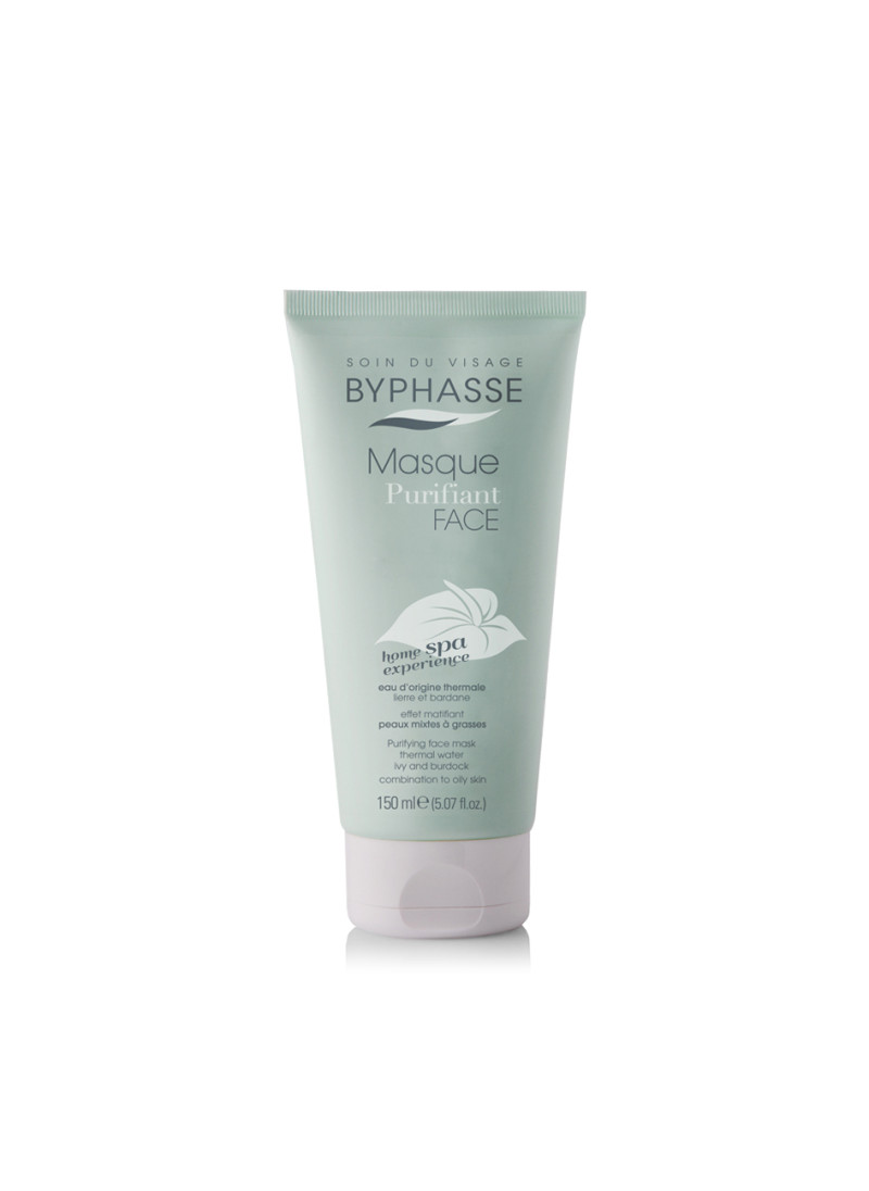 BYPHASSE HOME SPA EXPERIENCE PURIFYING FACE MASK C...