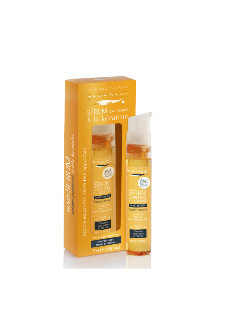 BYPHASSE HAIR SERUM SUBLIM PROTECT DRY & DAMAG...