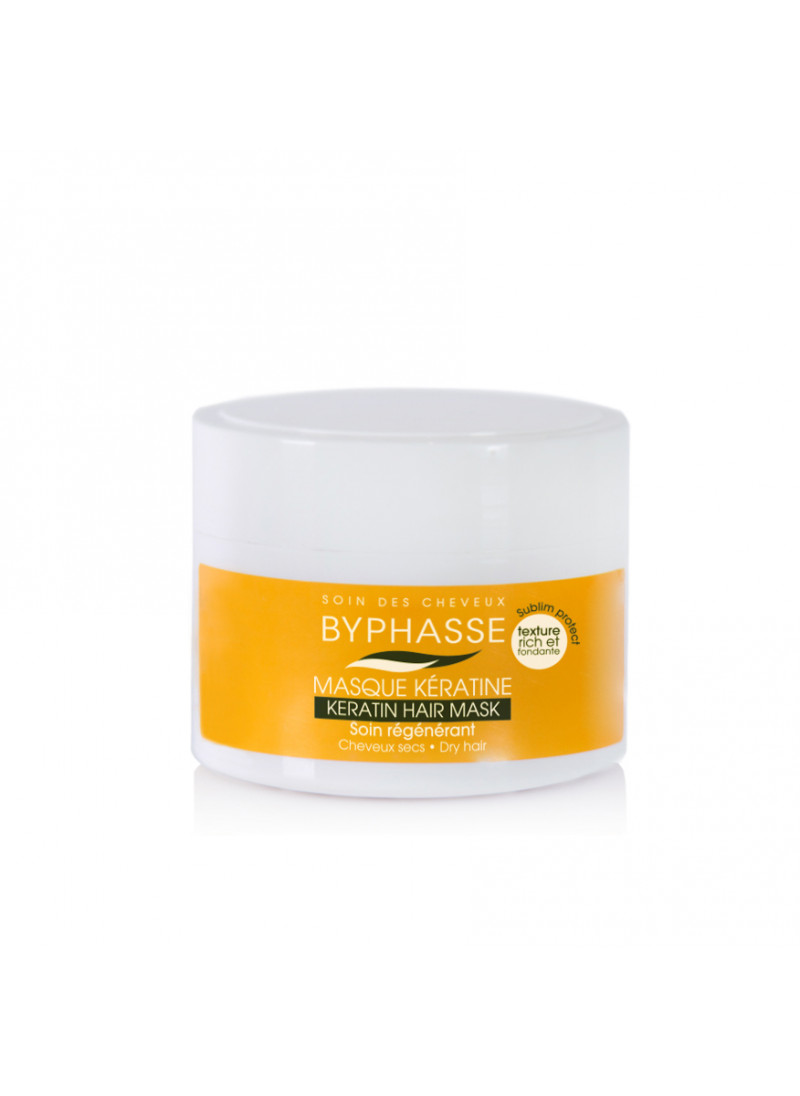 BYPHASSE HAIR MASK WITH LIQUID KERATIN DRY HAIR 25...