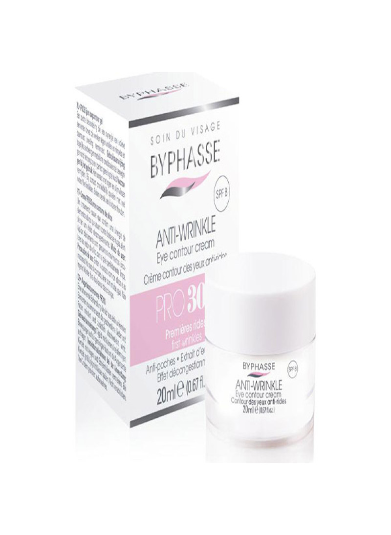 BYPHASSE EYES CREAM PRO30 FIRST WRINKLES 20ML