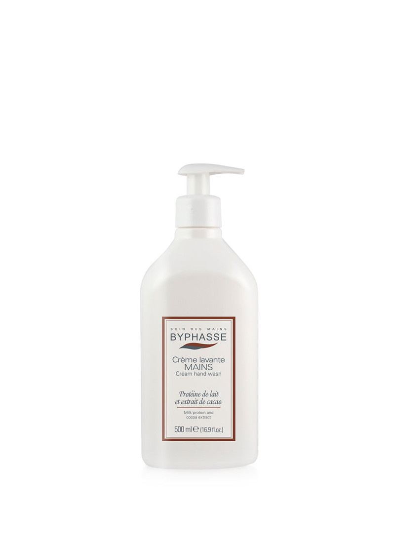 BYPHASSE LIQUID CREAM HAND WASH MILK PROTEIN &...