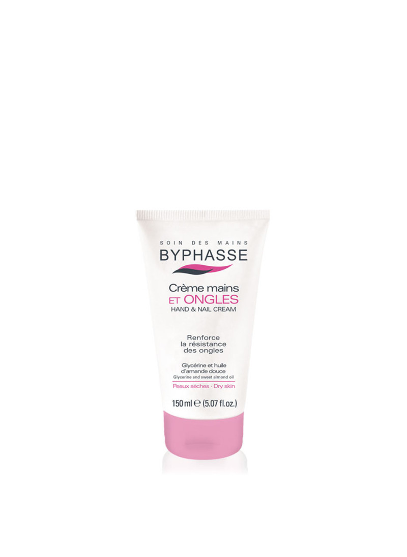BYPHASSE HAND & NAIL CREAM 150ML