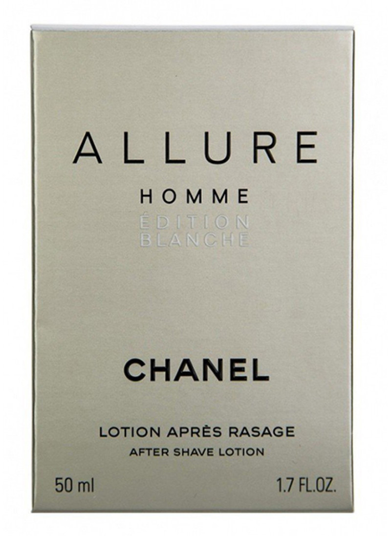 CHANEL ALLURE HOMME EDITION BALANCHE LOTION AP RAS...