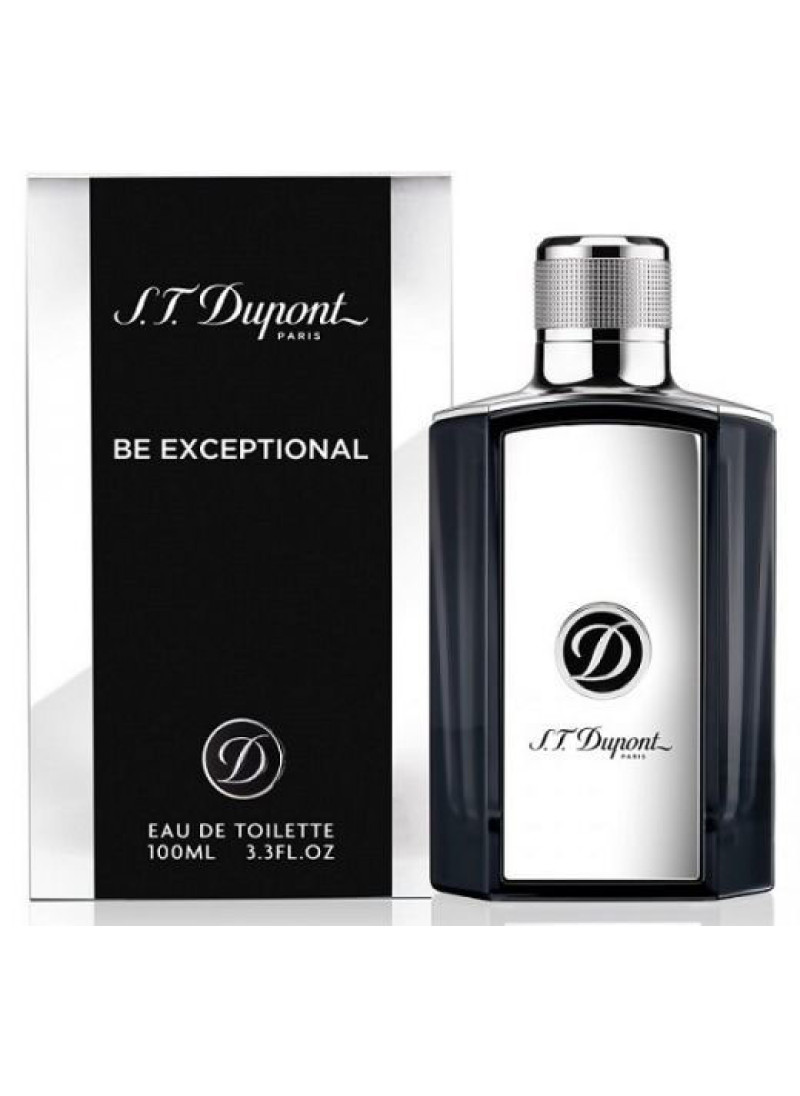 DUPONT BE EXCEPTIONAL EDT 100ML