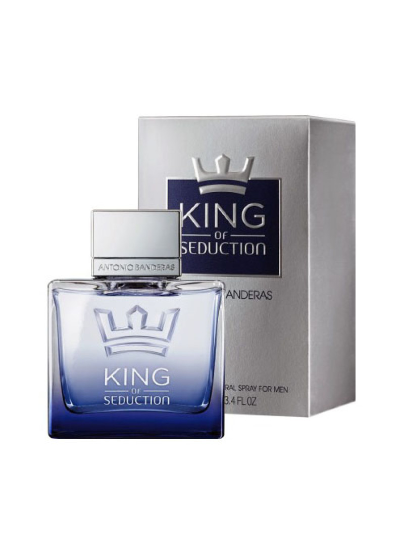 ANTONIO BANDERAS KING OF SEDUCTION EDT 50ML