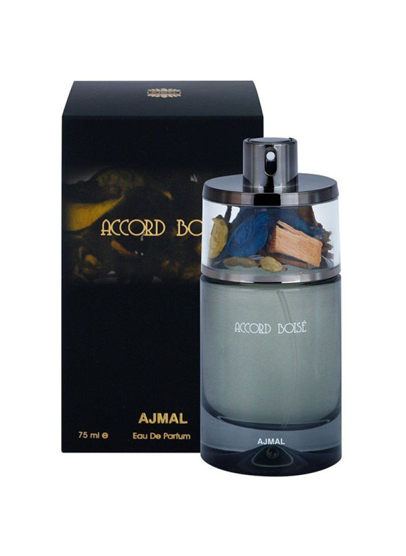 AJMAL ACCORD BOISE EDP M 75ML