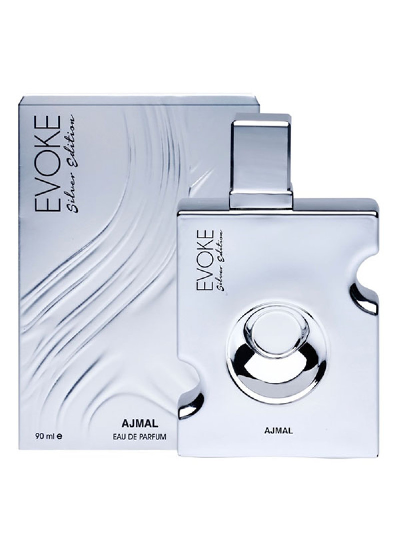 AJMAL EVOKE SILVER EDITION EDP M 90ML
