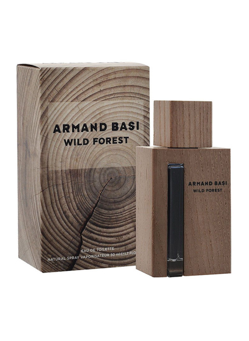 ARMAND BASI WILD FOREST EDT M 50ML