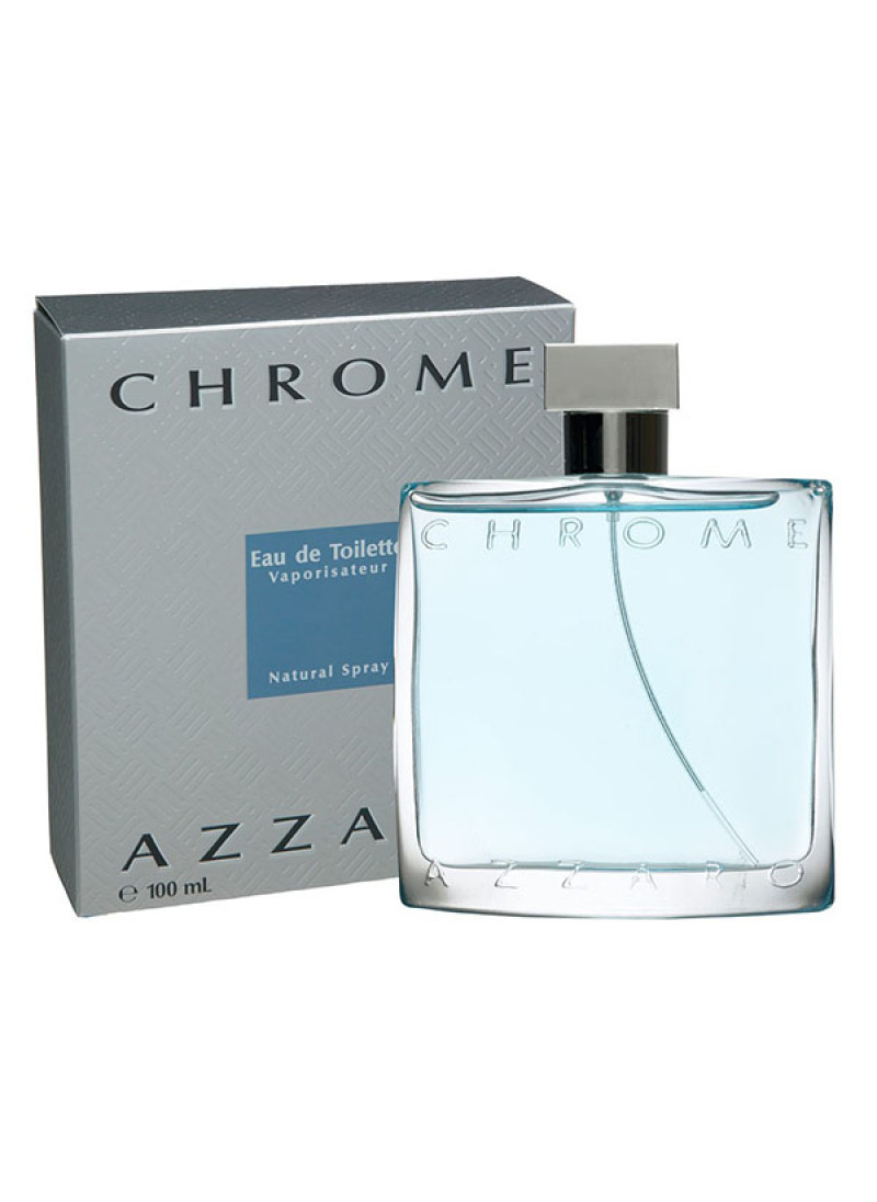 AZZARO CHROME EDT M 100ML