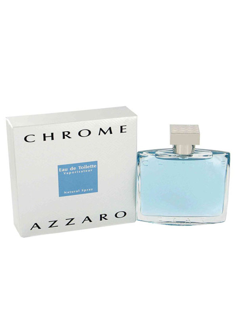 AZZARO CHROME EDT M 50ML
