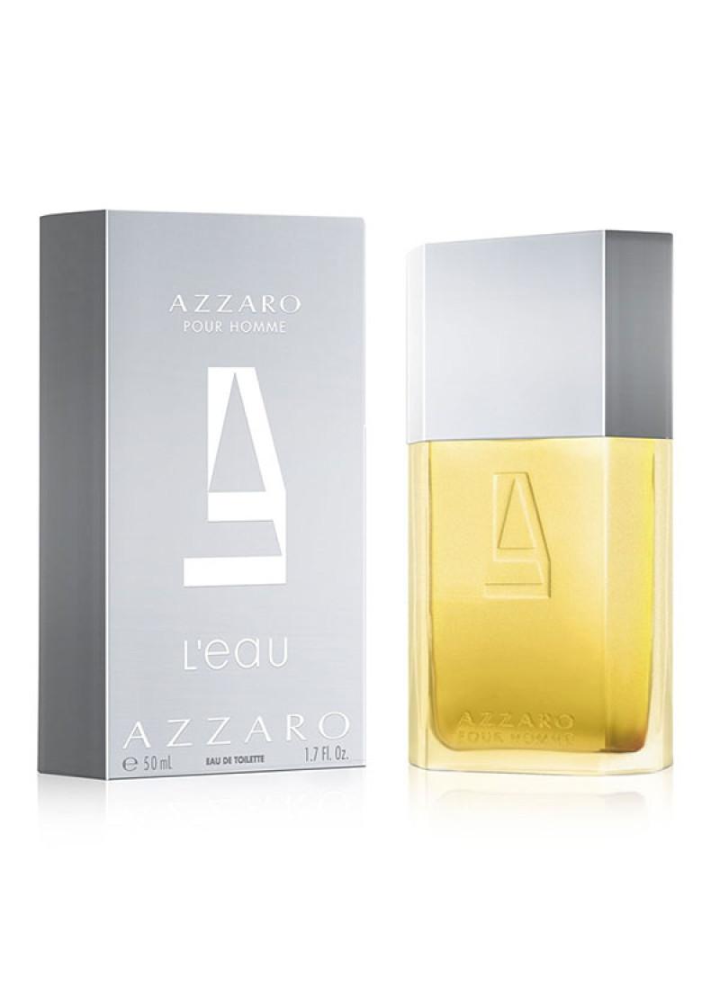 AZZARO POUR HOMME L`EAU  EDT M 50ML