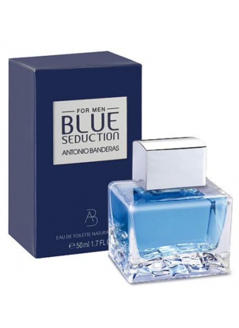 ANTONIO BANDERAS BLUE SEDUCTION M EDT 50ML