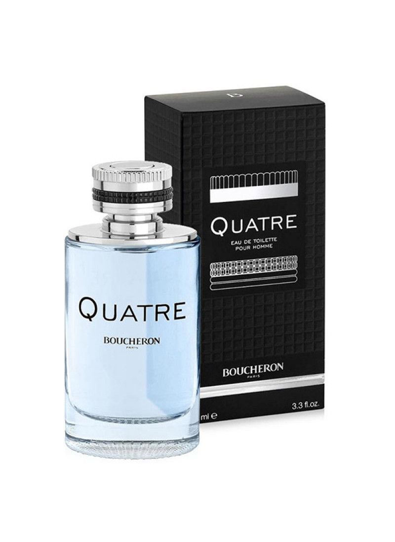 BOUCHERON QUATRE EDT M 50ML