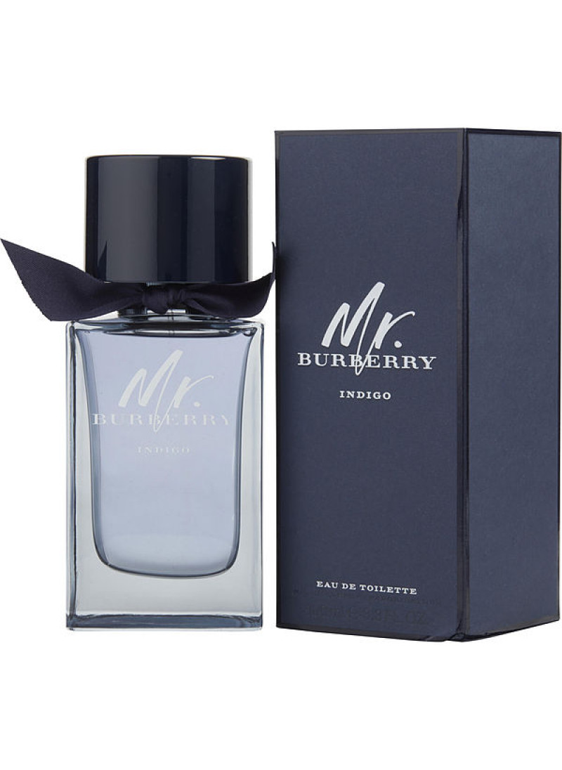 BURBERRY MR INDIGO EDT 50ML