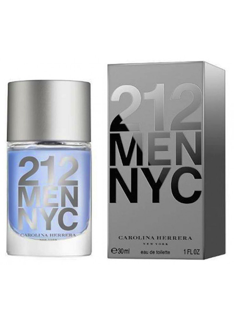 CAROLINA HERRERA CH 212 NYC EDT M 30ML