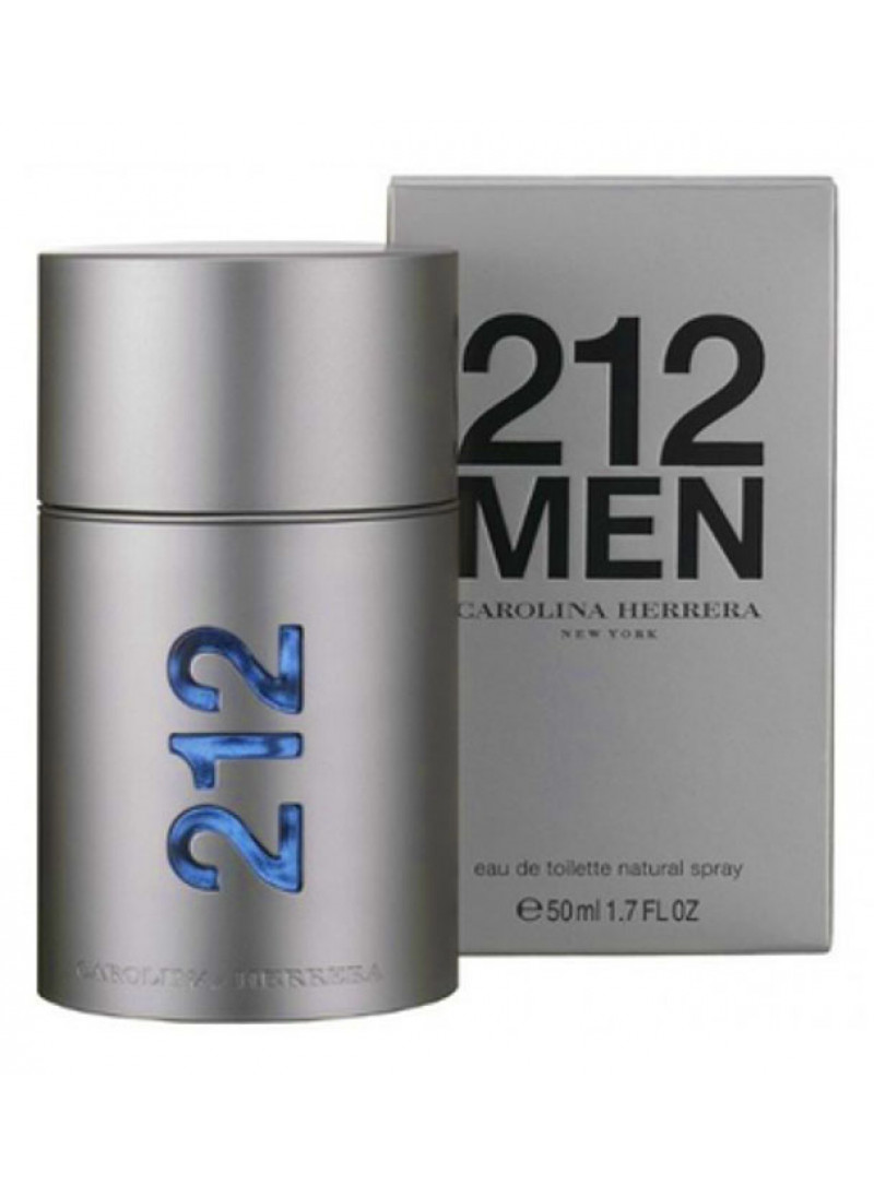 CAROLINA HERRERA CH 212 NYC EDT M 50ML