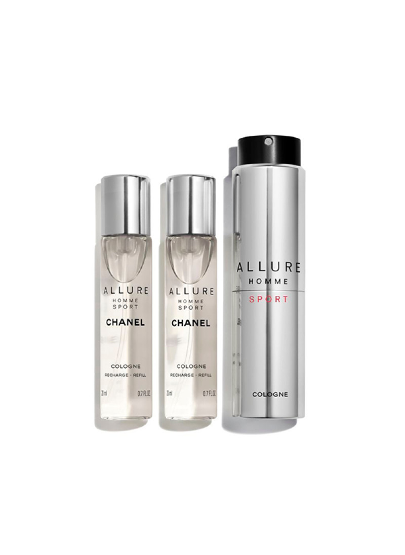 CHANEL ALLURE HOMME SPORT COLOGNE TRAVEL 3 20ML