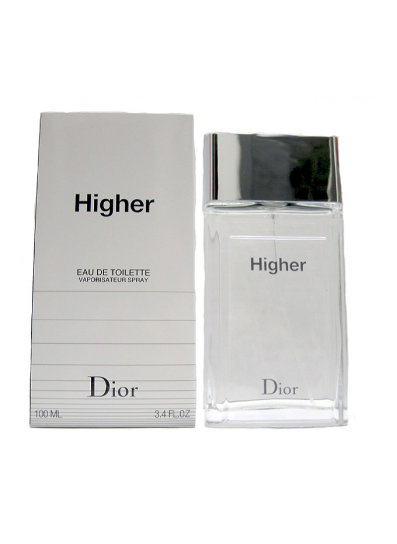 CHRISTIAN DIOR HIGHER EAU DE TOILETTE 100ML