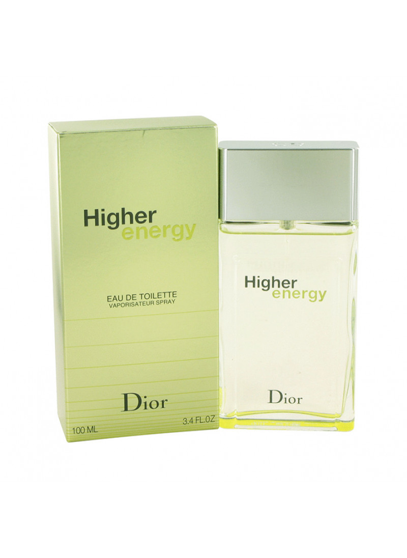 CHRISTIAN DIOR HIGHER ENERGY EAU DE TOILETTE 100ML