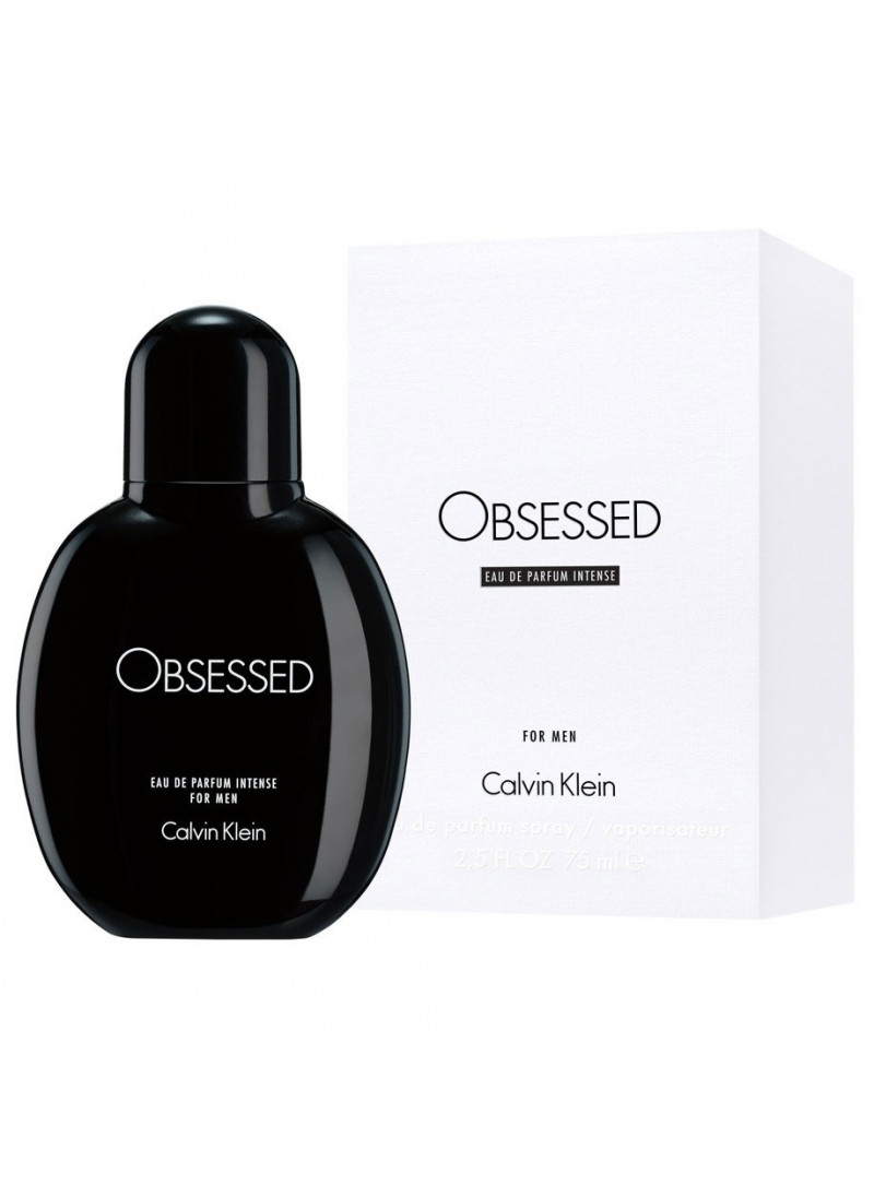 CK OBSESSED INTENSE M EDP 30ML