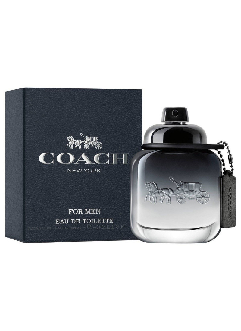 COACH NEW YORK EDT 40ML