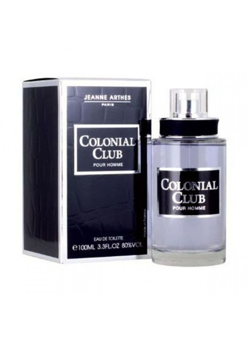 JEANNE ARTHES Colonial Club EDT 100ML