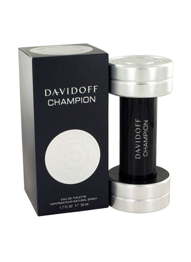 DAVIDOFF CHAMPION EDT M 50ML