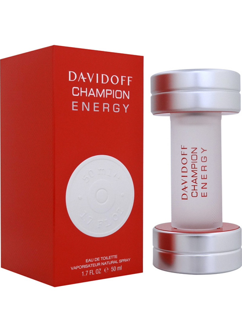 DAVIDOFF CHAMPION ENERGY EDT L 50ML