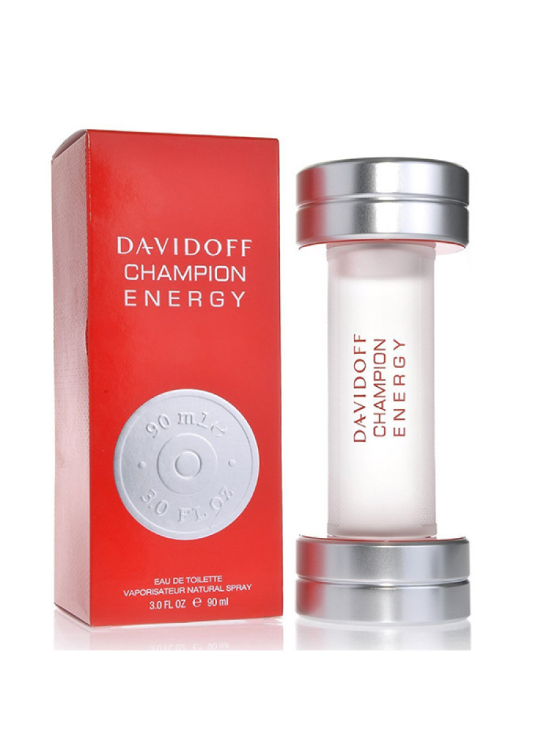 DAVIDOFF CHAMPION ENERGY EDT M 90ML