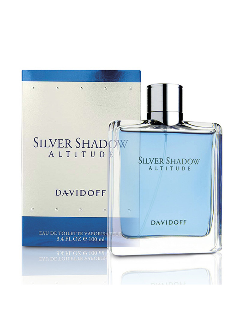 DAVIDOFF SILVER SHADOW ATTITUDE  EDT M 100ML