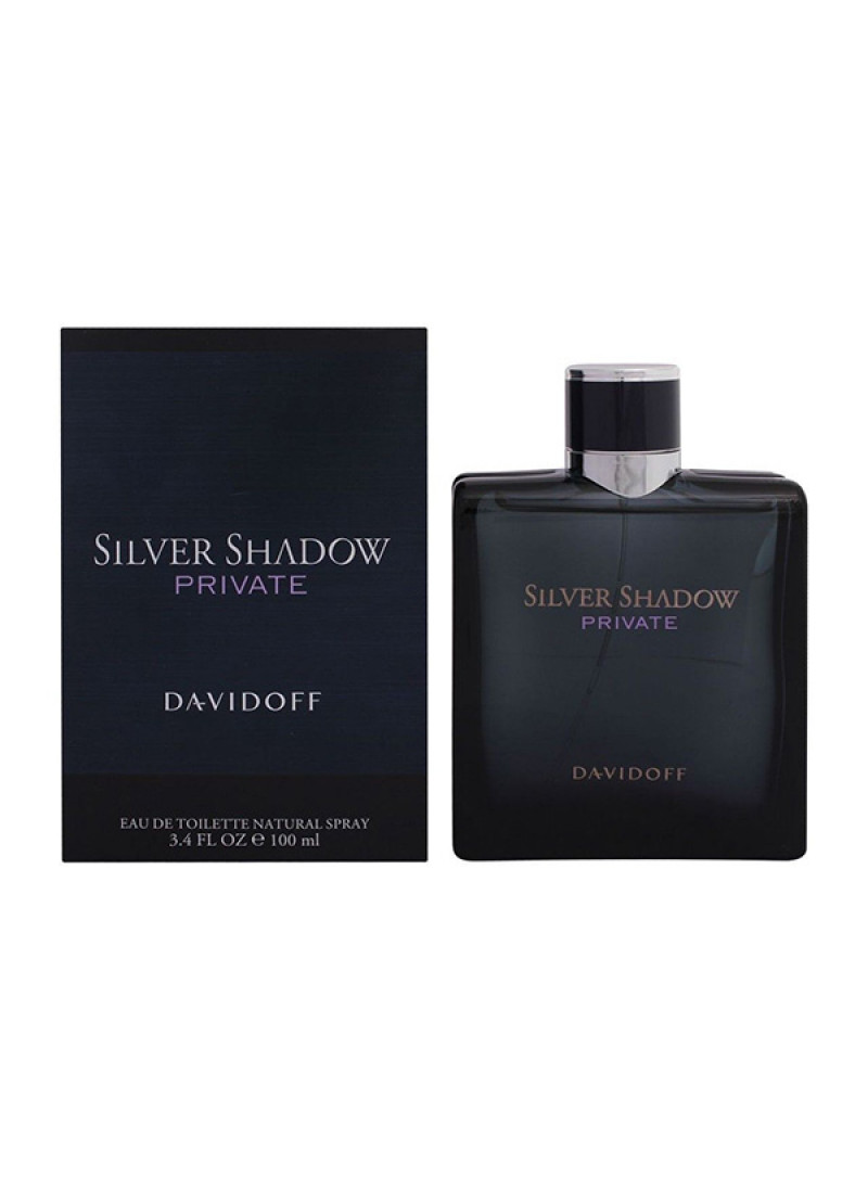 DAVIDOFF SILVER SHADOW PRIVATE EDT M 100ML