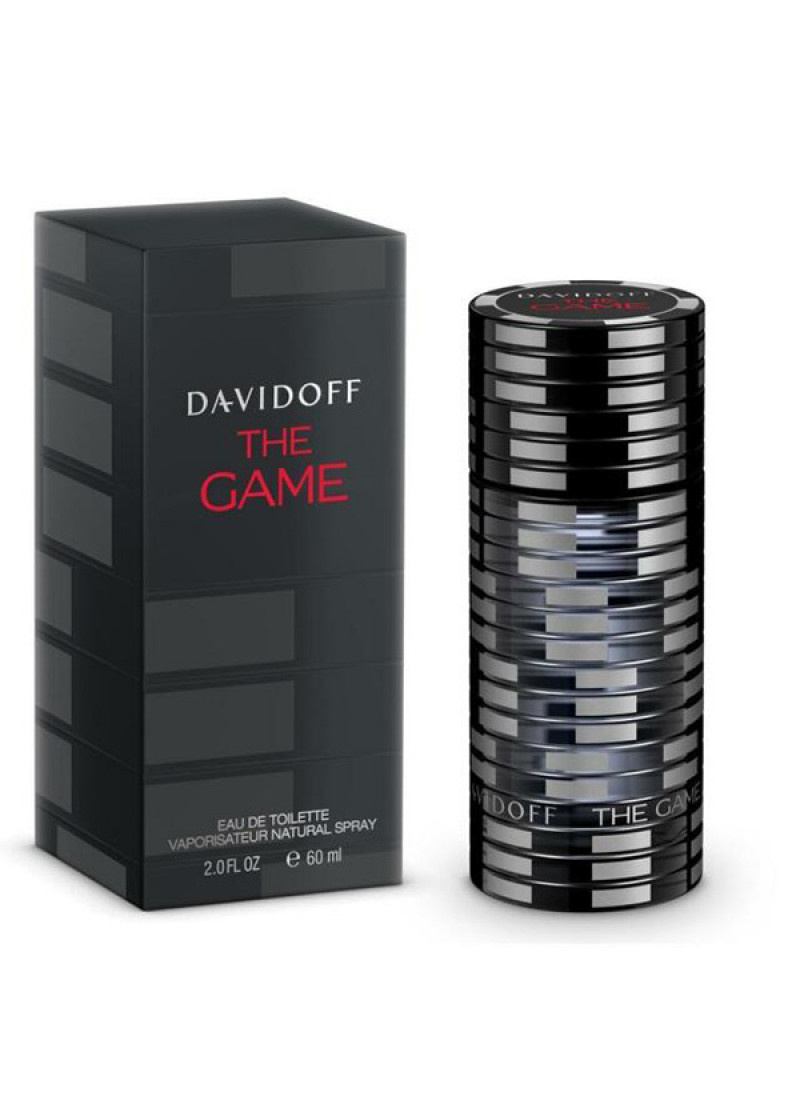 DAVIDOFF THE GAME EDT M 60ML
