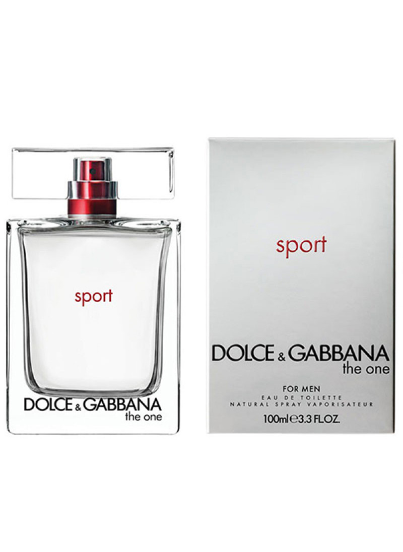DOLCE GABBANA THE ONE SPORT EDT M 100ML