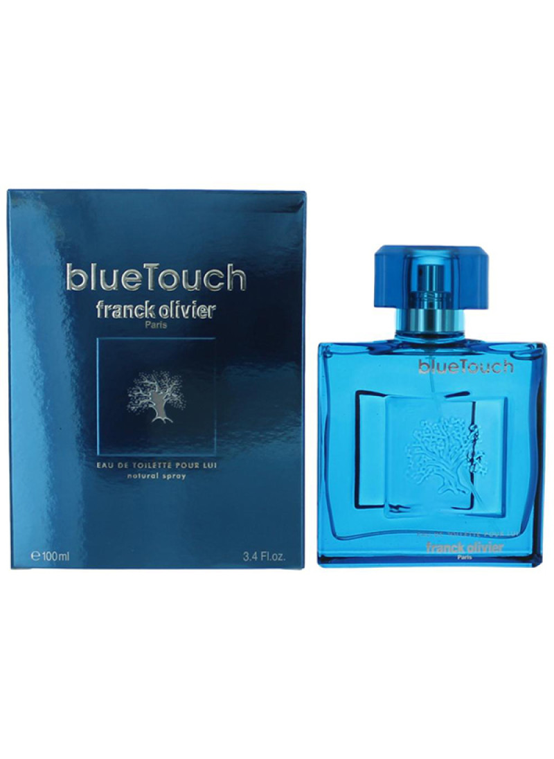 FRANK OLIVER FO BLUE TOUCH EDT M 100ML