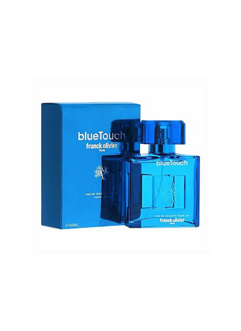 FRANK OLIVER FO BLUE TOUCH EDT M 50ML