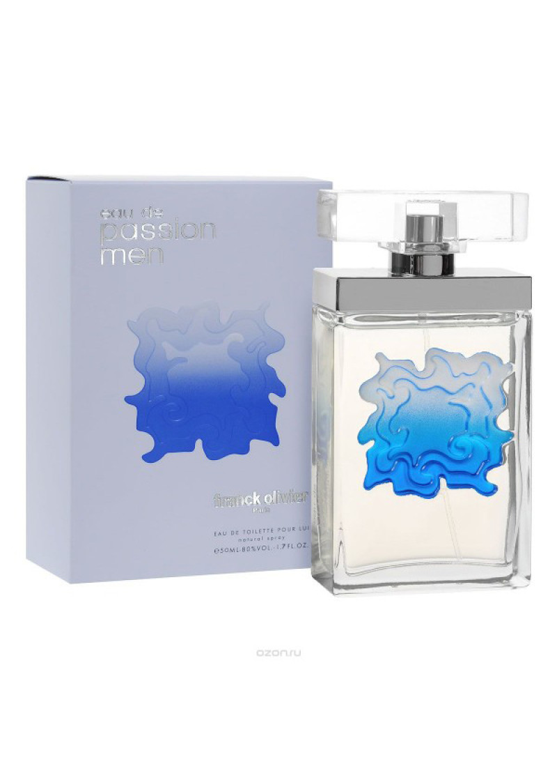 FRANK OLIVER FO EAU DE PASSION EDT M 50ML