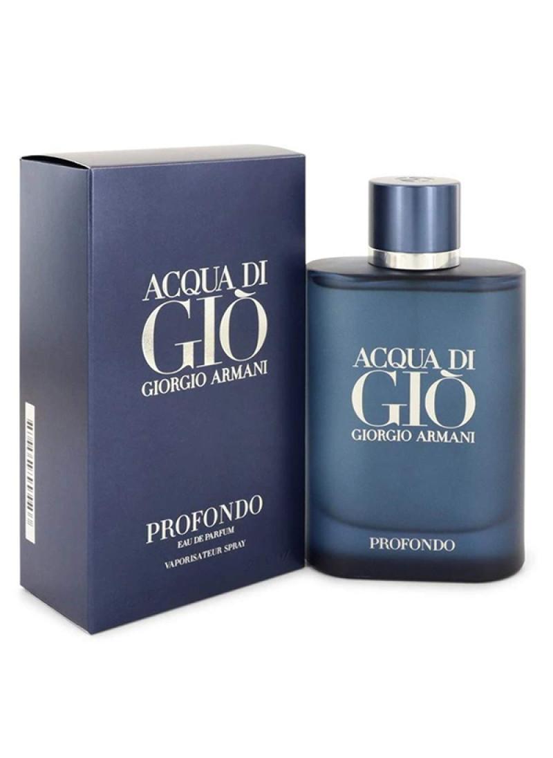 GIORGIO ARMANI ADGH PROFONDO M EDP 75ML