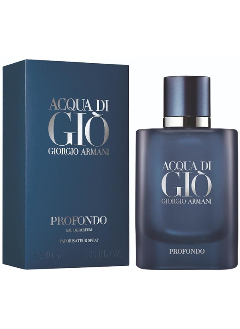 GIORGIO ARMANI ADGH PROFONDO M EDT 40ML