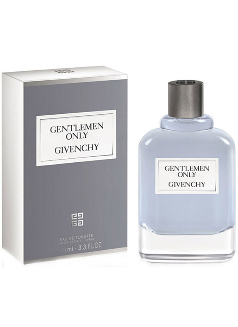 GIVENCHY GENTLEMEN ONLY EDT SPRAY 150ML