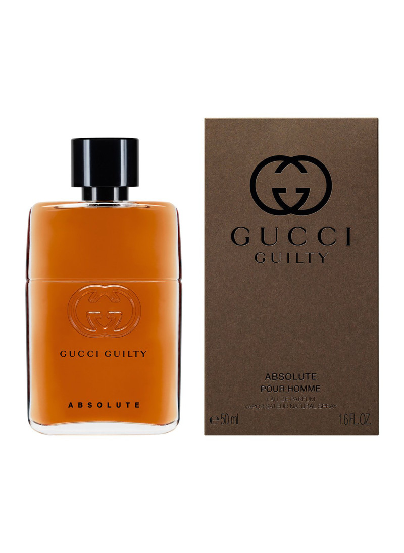 GUCCI GUILTY ABSOLUTE M EDP 50ML