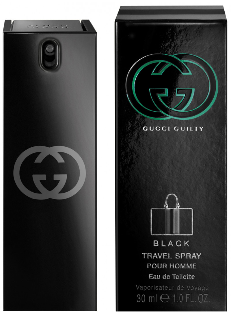 GUCCI GUILTY BLACK M EDT 30ML