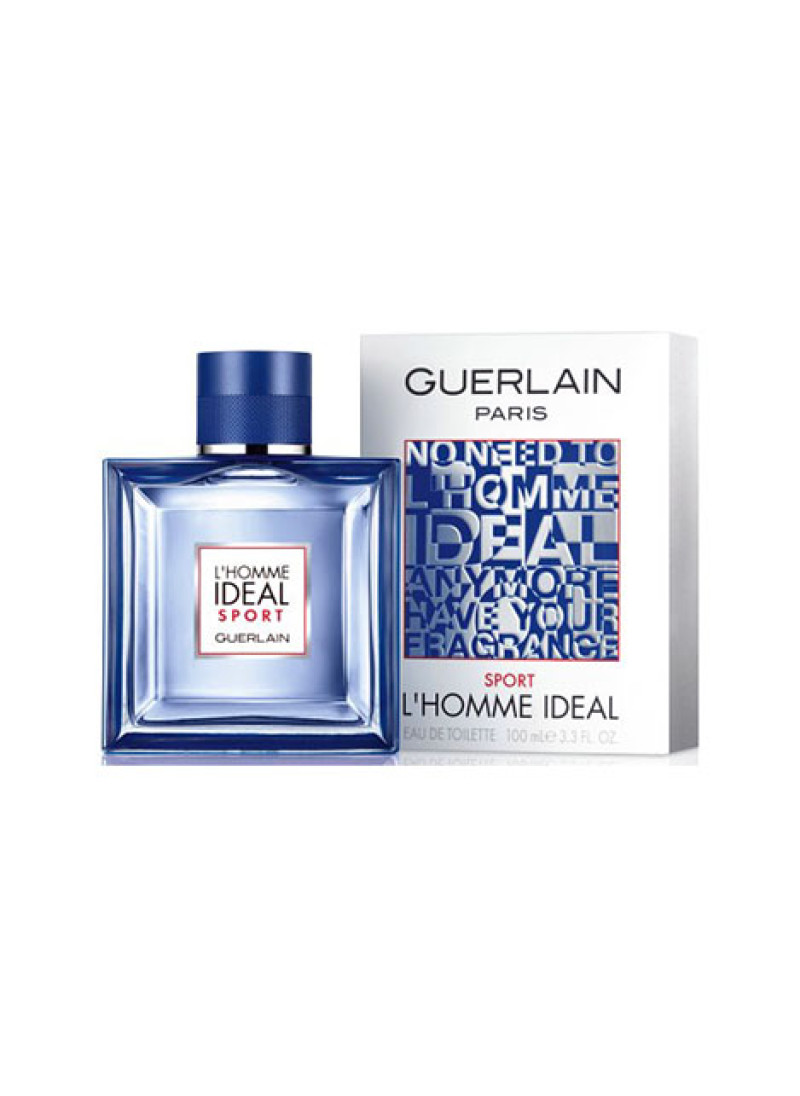 GUERLAIN L HOMME IDEAL SPORT M EDT 100ML