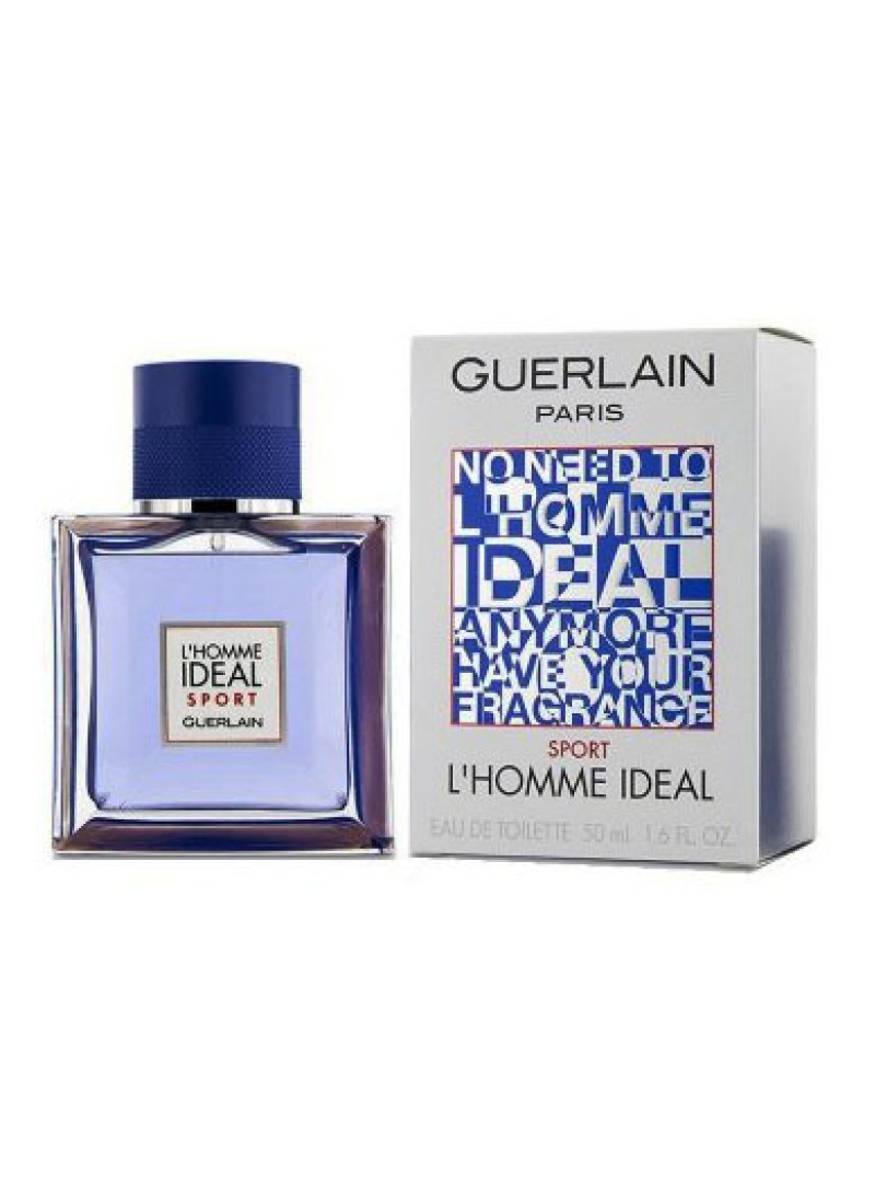 GUERLAIN L HOMME IDEAL SPORT M EDT 50ML