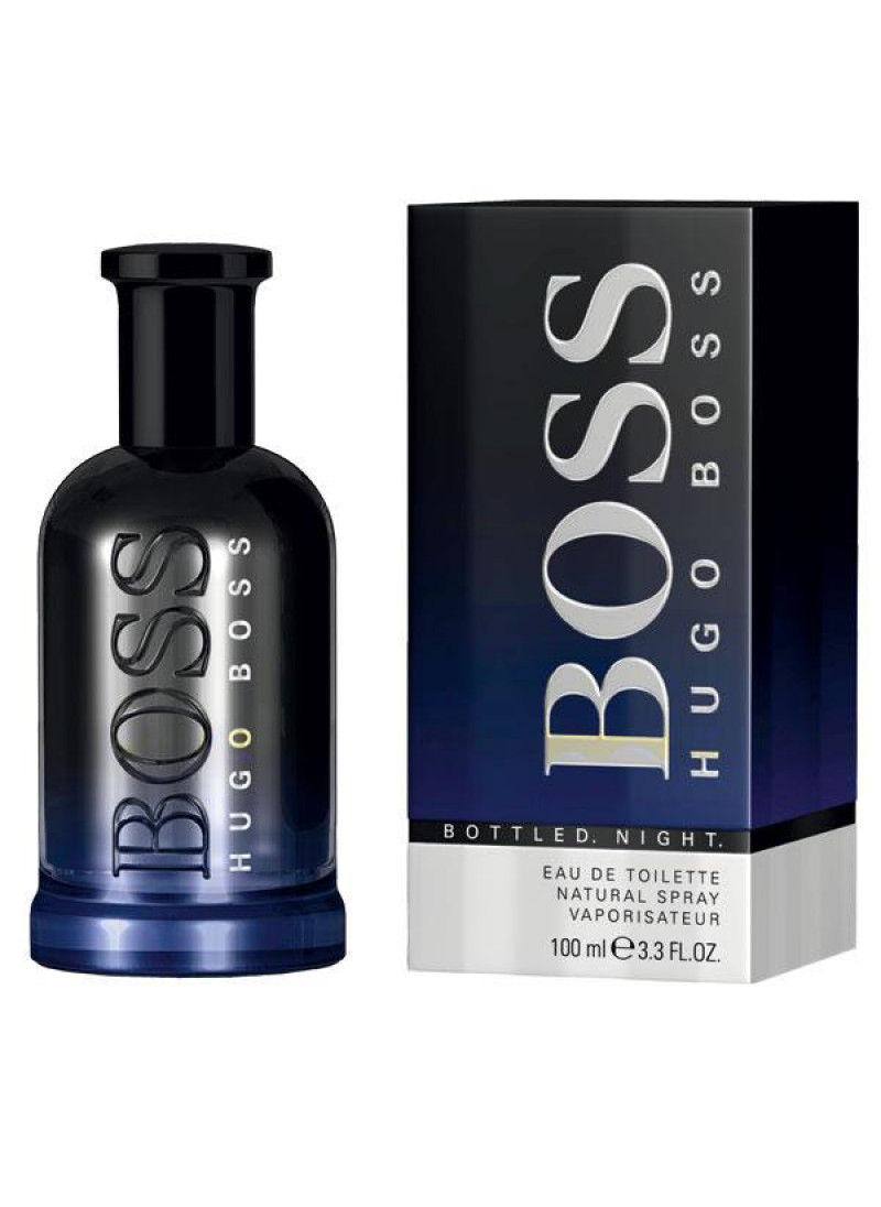 HUGO BOSS BOTTLED NIGHT EDT M 100ML