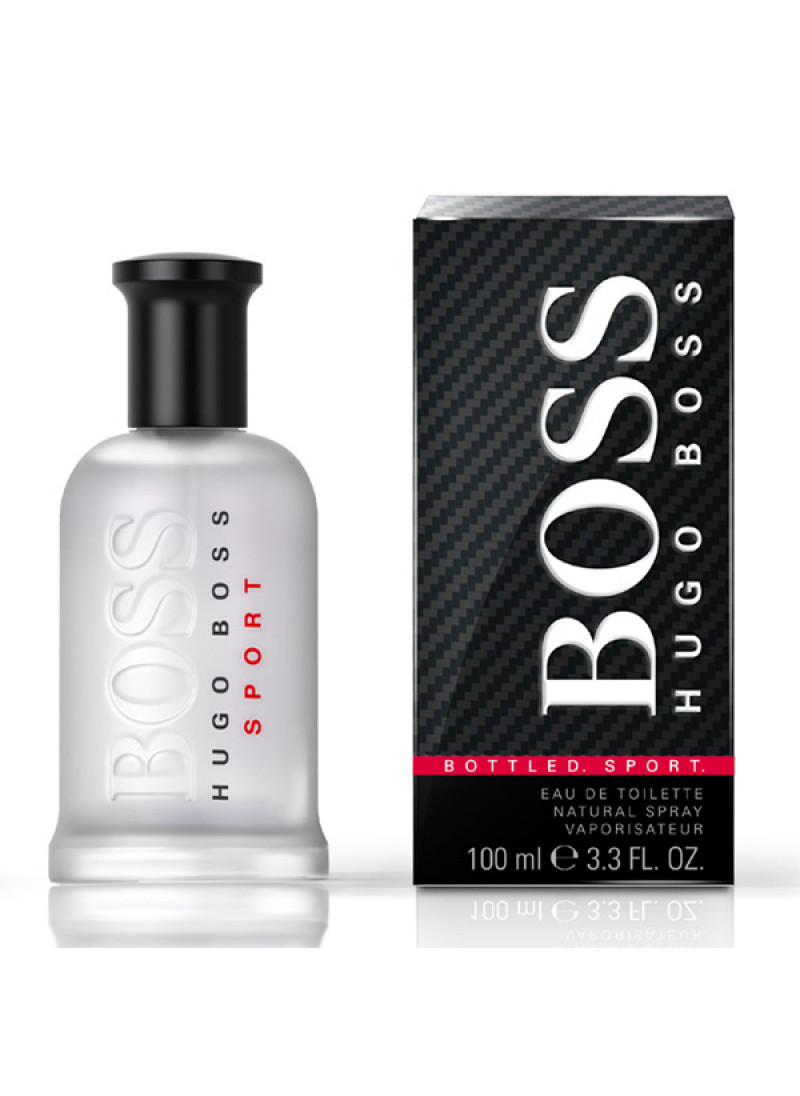 HUGO BOSS BOTTLED SPORT EDT M 100ML