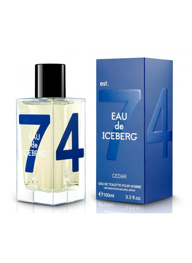 ICEBERG EAU DE ICE CEDAR M EDT 100ML