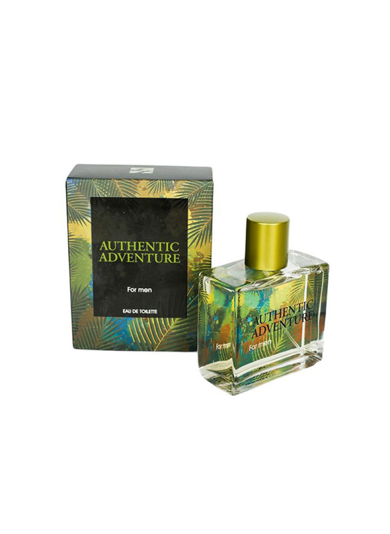 AUTHENTIC ADVENTURE EDT M 100ML